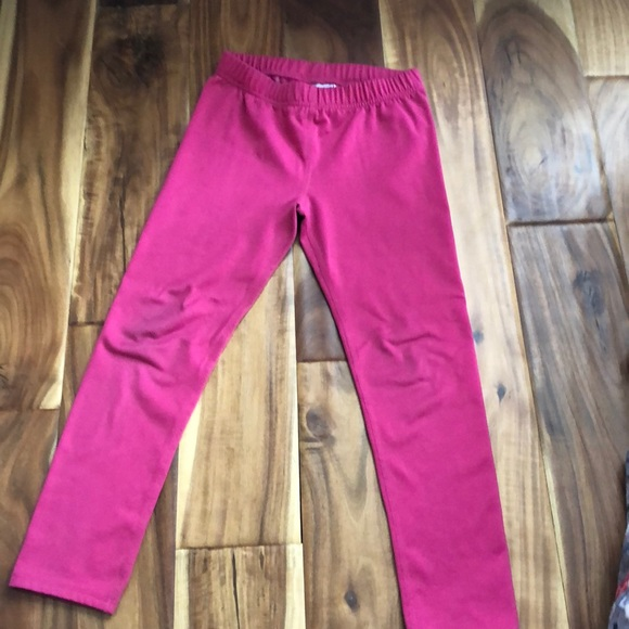 090052d76 jumping beans Bottoms | Jumping Bean Pink Fleece Lined Leggings ...